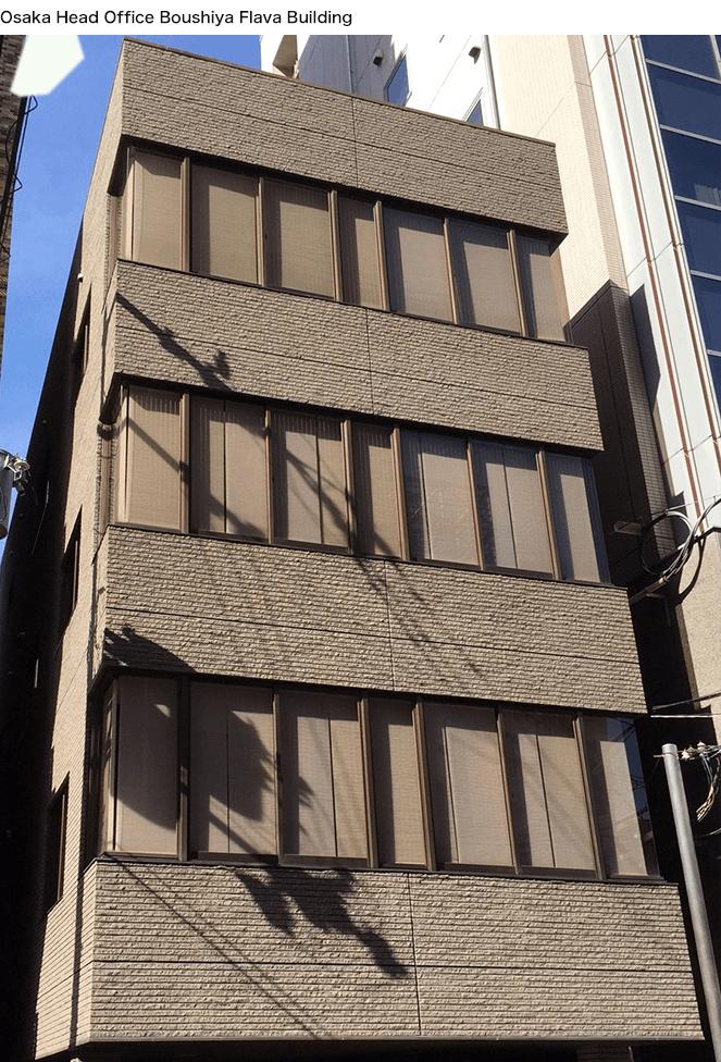 Osaka Head Office Boushiya Flava Building