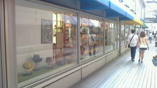 【デックス東京ビーチ店】閉店致しました。の写真