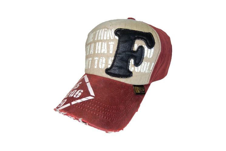 CAP(つば白ロゴ) 0013の写真