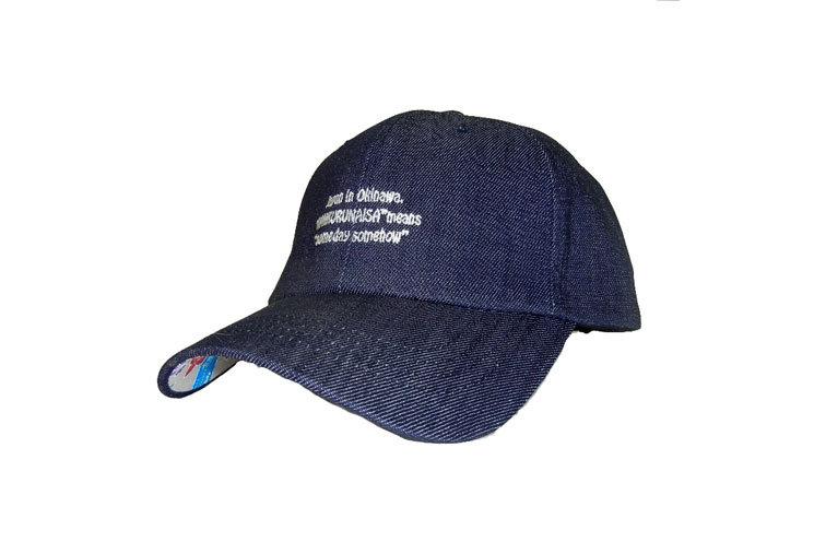 CAP(沖縄限定・デニム)0051の写真