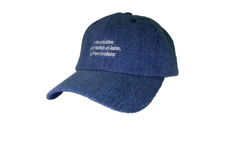 CAP(デニム)0019の写真