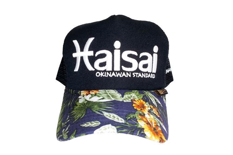 沖縄限定メッシュCAP(ハイサイ)0078※数量限定の写真