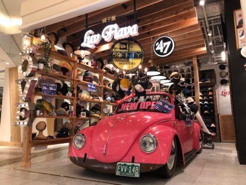【天王寺MIO 6階店】リニューアルオープン致しました。の写真